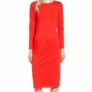 J. CREW ◾  Midi Dress